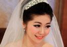 最新影楼资讯新闻-时尚新娘白纱造型 展现唯美气质