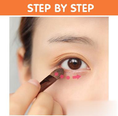 夏季公主范淡妆详细教程 巧用大地色眼影