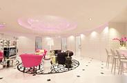 最新影楼资讯新闻-惠州百年好合婚纱摄影,优雅华美的影楼装修设计