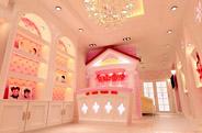 最新影楼资讯新闻-格林童话儿童影楼 粉嫩柔美的卡哇伊世界装修设计