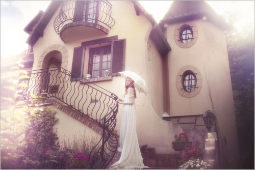 """摄影师Vivienne Mok""""私密玫瑰花园""""主题摄影欣赏"""