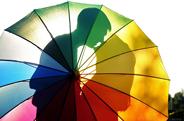 最新影楼资讯新闻-绚丽的彩虹色摄影作品欣赏