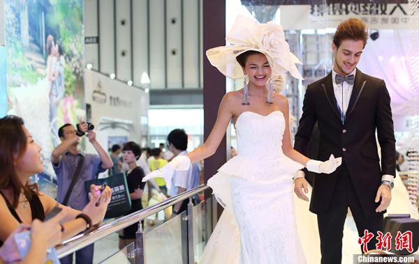 最新影楼资讯新闻-西祠网友婚博会在南京闭幕 交易额超2.4亿