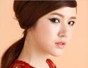 最新影楼资讯新闻-中空式眼影化妆技巧 营造深邃眼妆效果