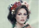 最新影楼资讯新闻-唯美浪漫的新娘头饰 让你成为户外婚礼上的焦点