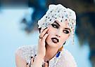 最新影楼资讯新闻-深邃蓝色大行其道 打造冷艳魅惑新娘