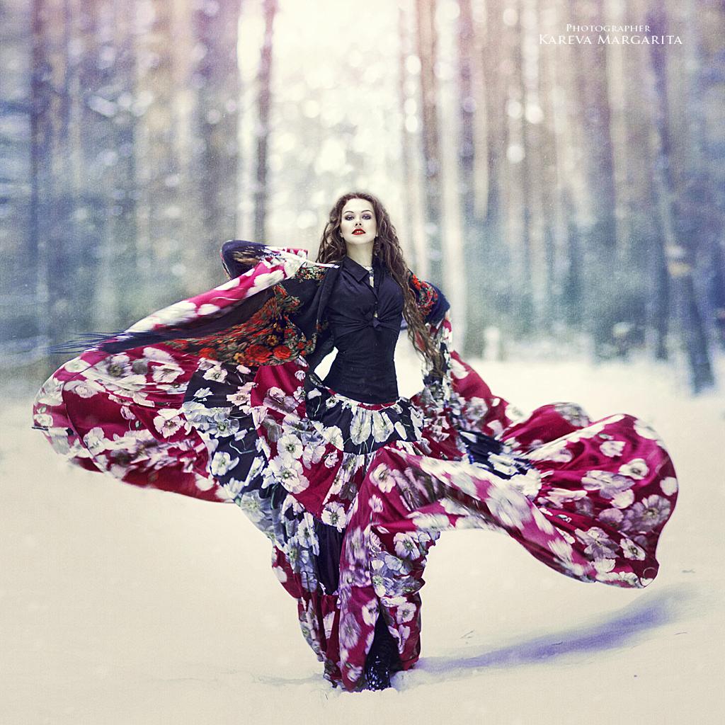 最新影楼资讯新闻-俄罗斯女摄影师的华丽风浪漫主义人像