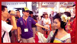 第16届上海国际婚纱千赢国际娱乐器材展览会