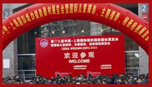 第20届上海国际婚纱千赢国际娱乐器材展览会
