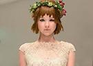 最新影楼资讯新闻-新娘蕾丝潮流婚纱 彰显仙女气质风范