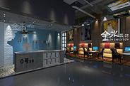 影楼装修风格新主义—金水设计最新奢华工业风为艺术服务!
