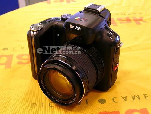 柯达p880 柯达旗舰级相机P880亮相