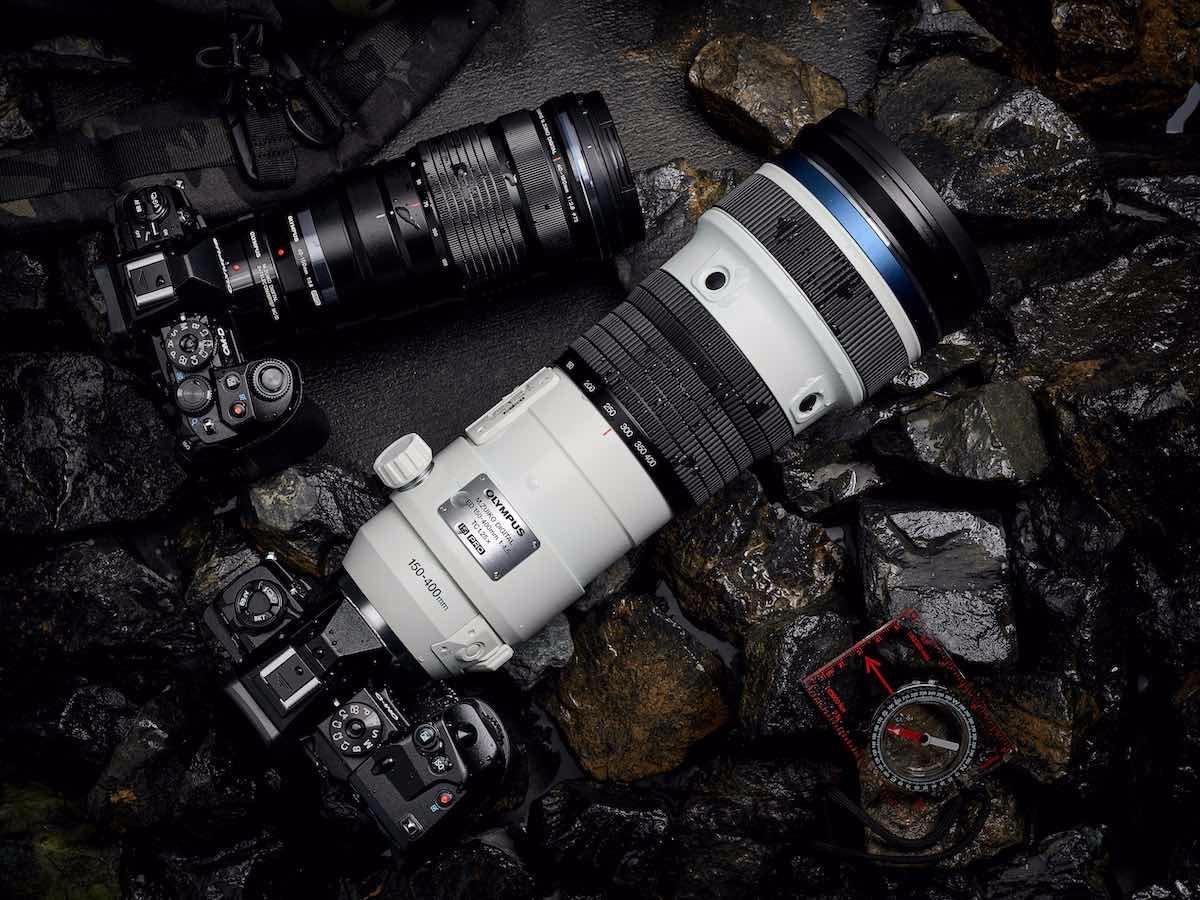 为机动性而生的奥林巴斯生态摄影系统