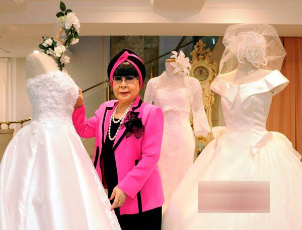 桂由美 知名婚纱设计师桂由美:读懂时代,贡献于时代