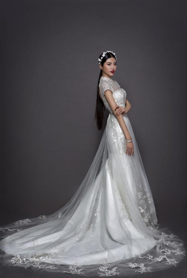 婚纱造型_婚纱发型