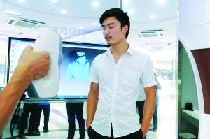 """最新影楼资讯新闻-花3分钟""""克隆""""一个自己 南昌首家3D体验馆落户"""