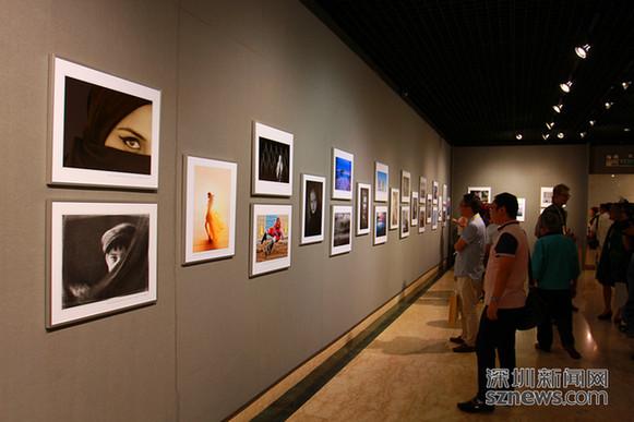 最新影樓資訊新聞-首屆深圳國際攝影周22日開幕 將成國內第三大影展