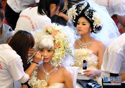 最新影楼资讯新闻-青岛摄影师化妆师技能大赛开始 185名选手过招