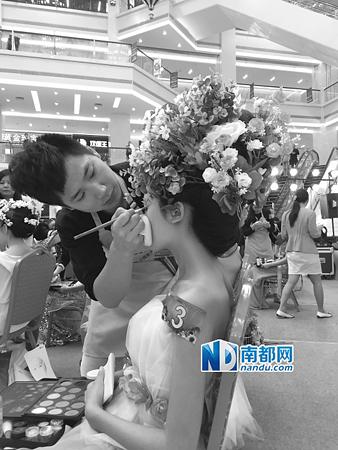 最新影楼资讯新闻-广东佛山举办美容化妆职业技能竞赛 高级工可落户