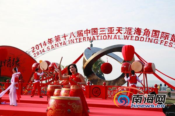 最新影楼资讯新闻-三亚婚庆旅游市场规模预计明年将翻番
