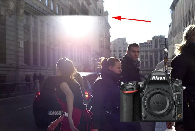 最新影楼资讯新闻-尼康D750现耀斑遮挡问题 疑是相机加工粗糙所致