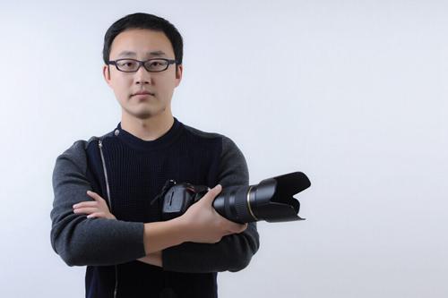 最新影楼资讯新闻-王朋朋获青岛摄影师职业技能大赛第一名