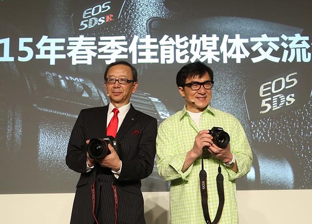 最新影楼资讯新闻-佳能发布全画幅单反5DS等17款新品相机