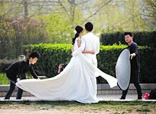 最新影楼资讯新闻-法学界观点:公园有公益性 拍婚纱照不应收费