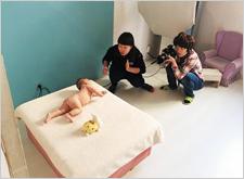 最新影楼资讯新闻-青岛三千多儿童摄影师 儿童摄影市场潜力巨大