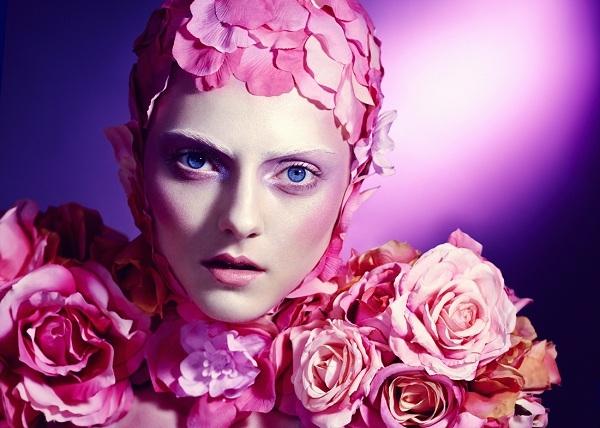 最新影楼资讯新闻-色彩浓郁夺人眼球的重口味时尚艺术