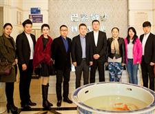 最新影楼乐虎娱乐平台新闻-成功之道第十八站时尚经典纪实行