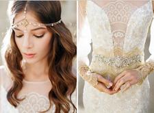 最新影楼资讯新闻-魅惑摩洛哥新娘造型 彰显西式前卫时尚