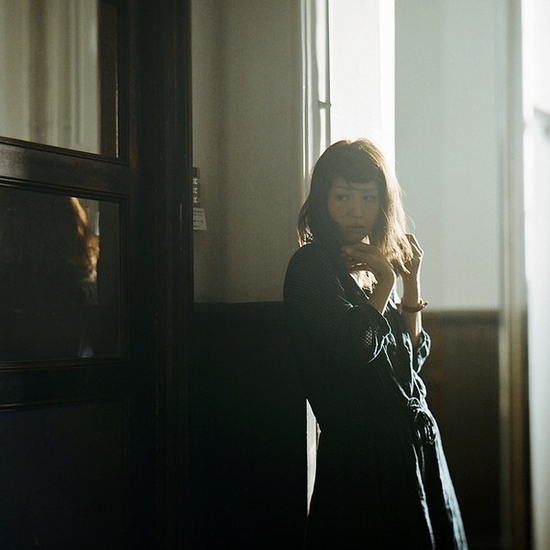 日式静谧唯美人像