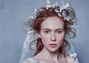 最新影楼资讯新闻-长发新娘造型:雪