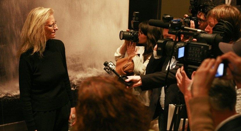 最新影楼资讯新闻-最强女摄影师Annie Leibovitz举办巡回摄影展