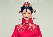 最新影楼资讯新闻-中式新娘造型欣赏