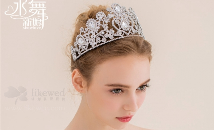 最新影楼资讯新闻-霸气皇冠做最美的女王