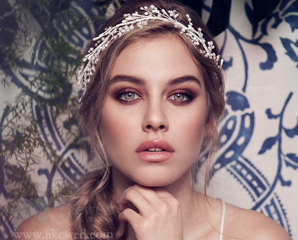最新影楼资讯新闻-Olivia The Wolf 2016 Bridal Accessories