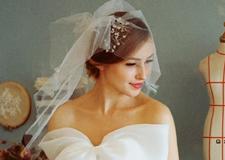最新影楼资讯新闻-**优雅的白色系新娘