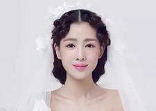最新影楼资讯新闻-黑白纱新娘造型欣赏 另一个自己