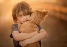 最新影楼资讯新闻-儿童摄影欣赏 金色的秋天