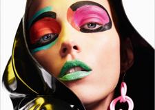 最新影楼资讯新闻-巴黎版《Vogue》彩妆时尚大片