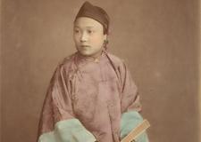最新影楼资讯新闻-尘封的光阴旧事 百年前的中国彩色肖像