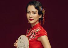 最新影楼资讯新闻-新娘龙凤褂造型欣赏
