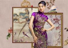 最新影楼资讯新闻-摄影师杨子坤后期作品《古韵旗袍》