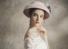 最新影楼资讯新闻-复古蕾丝造型 彰显新娘迷人气质