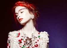 最新影楼资讯新闻-美国Yulia Gorbachenko摄影师的时尚彩妆人像摄影