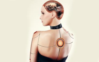 最新影楼资讯新闻-教你如何使用PS把美女转为机器人