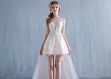 最新影楼资讯新闻-仙气灵动的森林系仙女新娘婚纱造型
