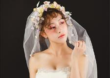 最新影楼资讯新闻-法式复古新娘造型 优雅又不失俏皮